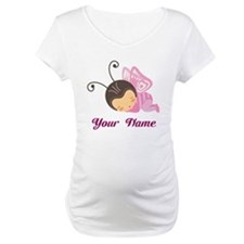Personalized Butterfly Shirt