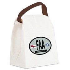 Fleet Air arm - Pacific Canvas Lunch Bag