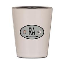 Regia Aeronautica 1923-1936 Shot Glass