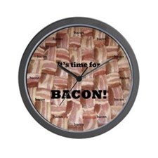Time For Bacon Clock