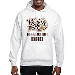 Affenchon Dog Dad Hooded Sweatshirt