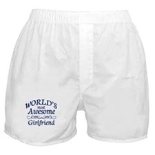 Girlfriend Boxer Shorts