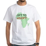 Opt to Adopt Africa Shirt