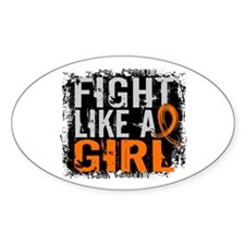 Fight Like a Girl 31.8 RSD Decal