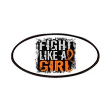 Fight Like a Girl 31.8 RSD Patches