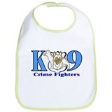 K-9 Crime Fighters' Bib