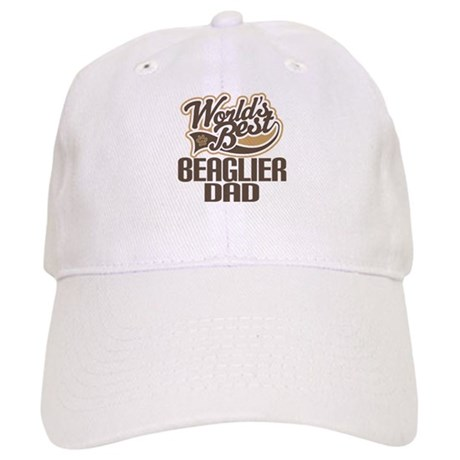 Beaglier Dog Dad Cap