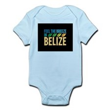 Feel the Breeze in Belize Infant Bodysuit
