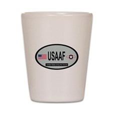 United States Army Air Forces 1943 Shot Glass