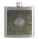 Opossum Cherry Tree Flask