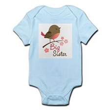 Cool Big sister Infant Bodysuit