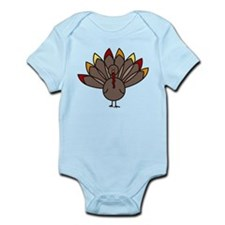 Thanksgiving Turkey Infant Bodysuit