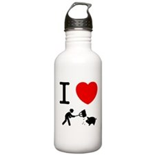 Farmer Water Bottle
