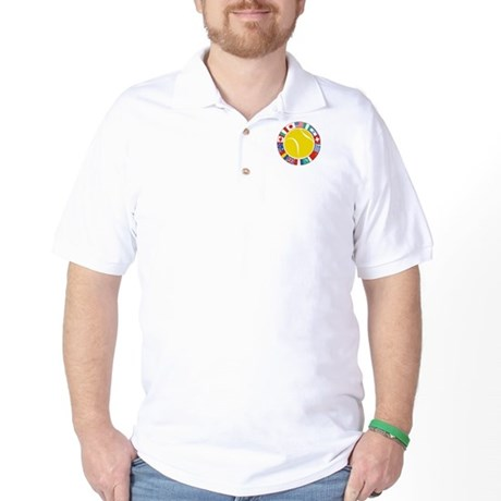 Tennis World Golf Shirt