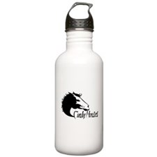 Curly Horses XL Water Bottle