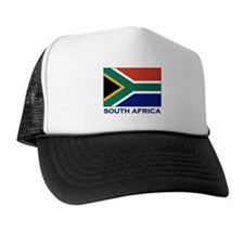 Flag of South Africa Trucker Hat