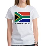 Flag of South Africa Tee