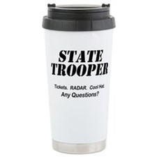 Cute Trooper Travel Mug