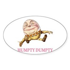 Humpty Dumpty Decal