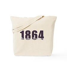 1864 Montana Territory Tote Bag