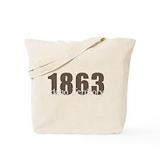 1863 Idaho Territory Tote Bag