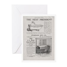 Back In The Day - Greeting Cards (Pk of 10)