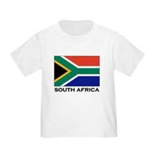 South Africa Flag Gear T