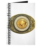 Buffalo gold oval 1 Journal