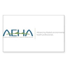 AEHA LOGO Phrase Decal