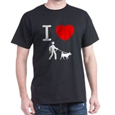 Dogwalking T-Shirt