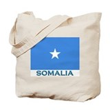 Flag of Somalia Tote Bag