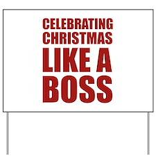 Funny Christmas Sayings Yard Signs | Custom Yard & Lawn ...