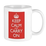 Unique Carry Mug