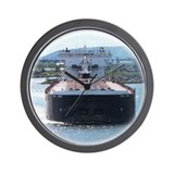 Indiana Harbor departs Duluth Wall Clock