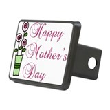Happy Mother's Day Hitch Cover