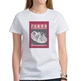 Vintage Flash Ash Grey T-Shirt T-Shirt