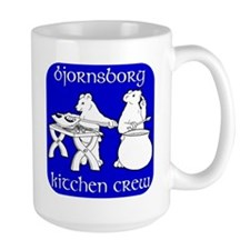 Bjornsborg Kitchen Crew Mug