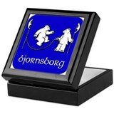 Jump rope Keepsake Boxes