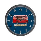 Cute Briton designs Wall Clock