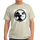 Yin Yang Cats: T-Shirt