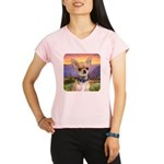 Chihuahua Meadow Performance Dry T-Shirt