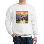 Chihuahua Meadow Sweatshirt