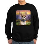 Chihuahua Meadow Sweatshirt (dark)