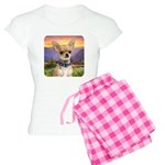 Chihuahua Meadow Women's Light Pajamas