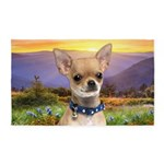Chihuahua Meadow 3'x5' Area Rug