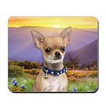 Chihuahua Meadow Mousepad