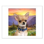 Chihuahua Meadow Small Poster