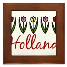 Holland Framed Tile