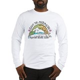 Save the Mermaids Long Sleeve T-Shirt