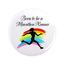 "MARATHON RUNNER 3.5"" Button"